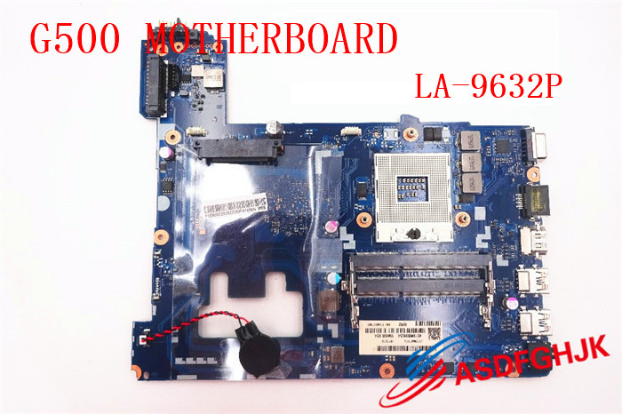 Original VIWGP / GR LA-9632P DDR3 HM70 For Lenovo G500 Laptop Motherboard Fully tested attack on titan freedom wings emblem printing korean japanese style school backpack anime backpacks ab197