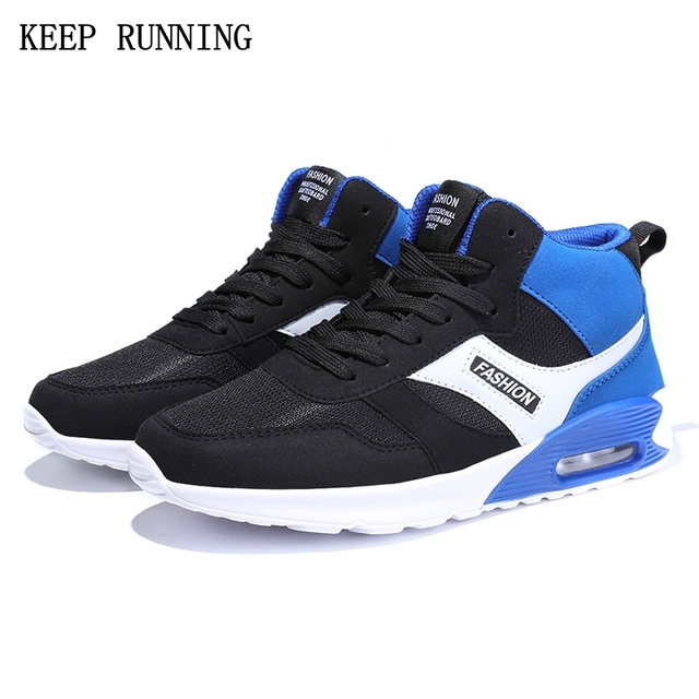 New Style Autumn early winter Men Running Shoes Outdoor Jogging Training Shoes Breathable Sneakers Men
