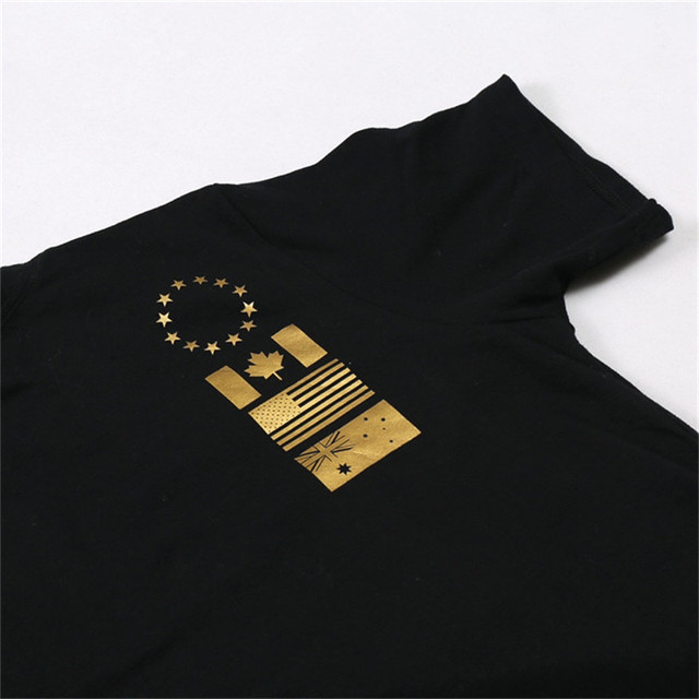 Summer new Men Fitness T-shirt Crossfit