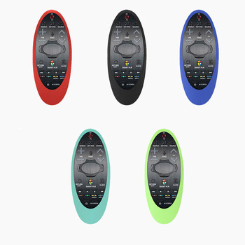 SIKAI 2017 New Soft Silicon Case For Samsung Smart TV Remote Control Case Protective Skin For Samsung TV Remote Control Cover