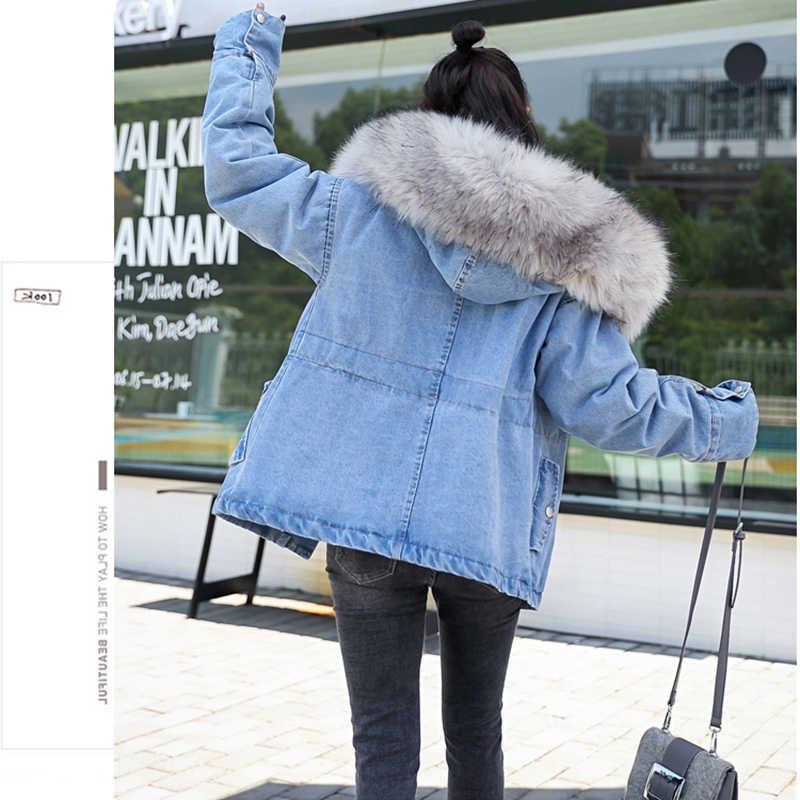 ... Парка с натуральным мехом Куртки женская зимняя куртка с капюшоном  зимняя куртка высокого качества из искусственного ... 3c2d3af710d