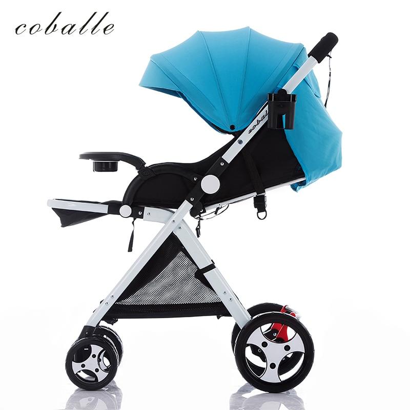 Babyfond portable bébé poussette bébé enfant chariot suspension pliant parapluie voiture poche vélo 5.8 kg