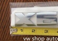 OEM quality fit for BMW X6 ///M M 50d Lettering Rear Trunk Emblem Badge F16 Decals