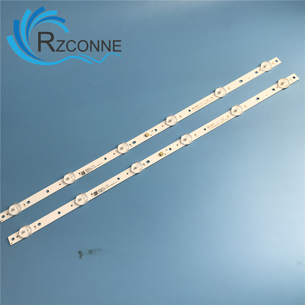 439mm LED Backlight Strip 6 Lamp For 23 24 Inch LCD TV JL.D23661235 G238CD3L01-8 LC238LF1L01 TFTD217073 JL.D23661235-140ES-M_V01