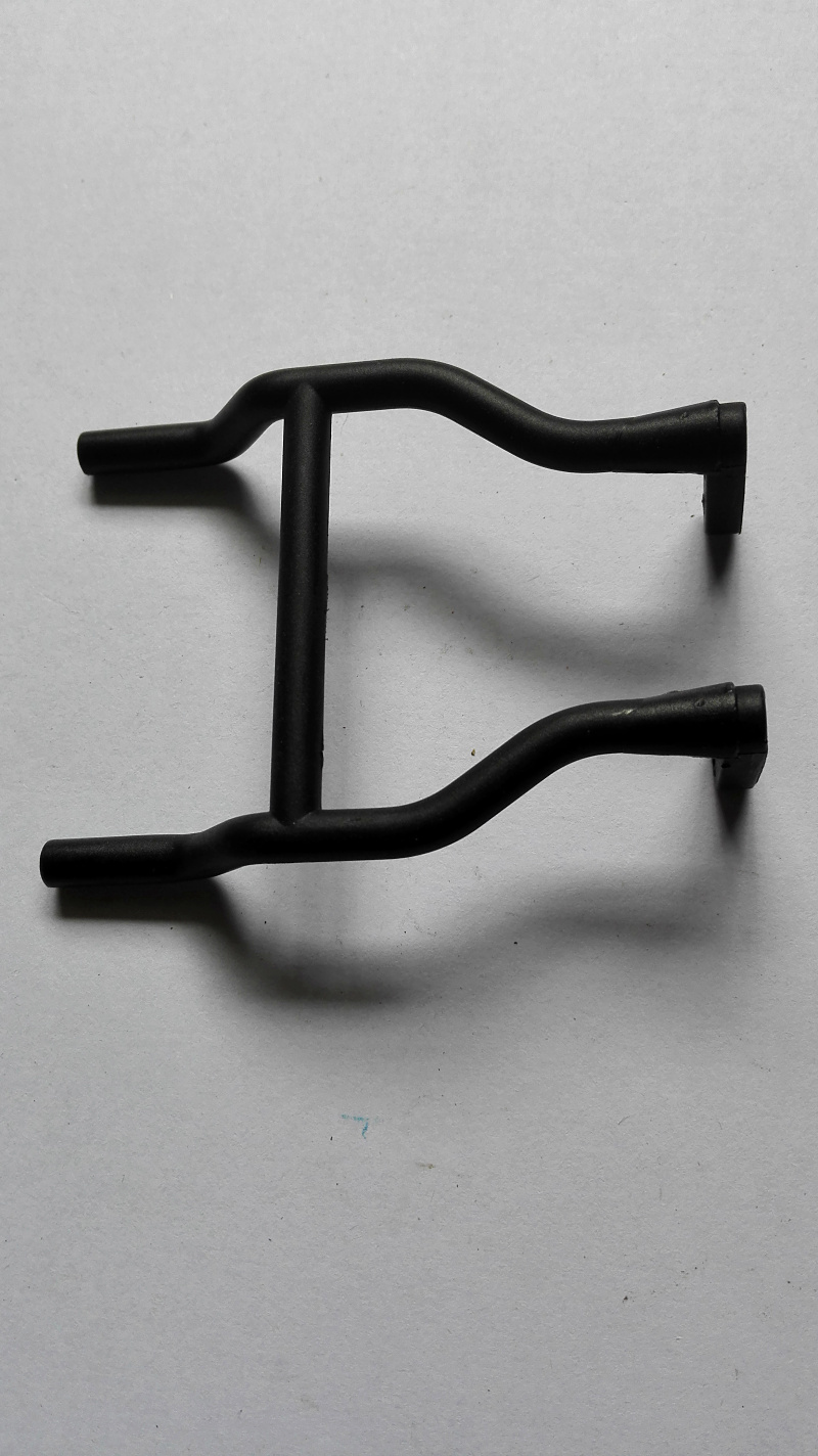 62002 HSP 1/8 Bumper Stay Post For 94062 Part# 62002