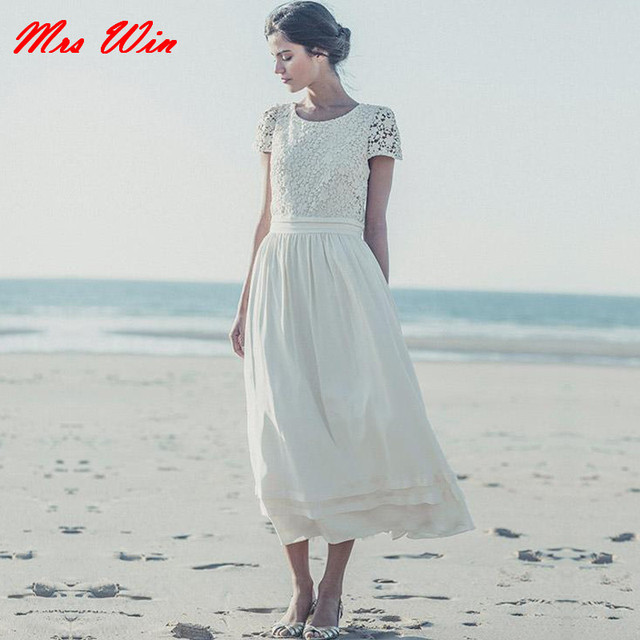 robe de mariee courte Cheap Wedding Dresses China Wedding Dress With ...