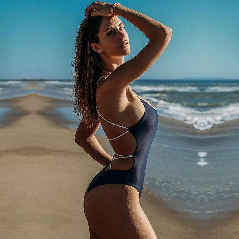 Girl sunbathing swimsuit