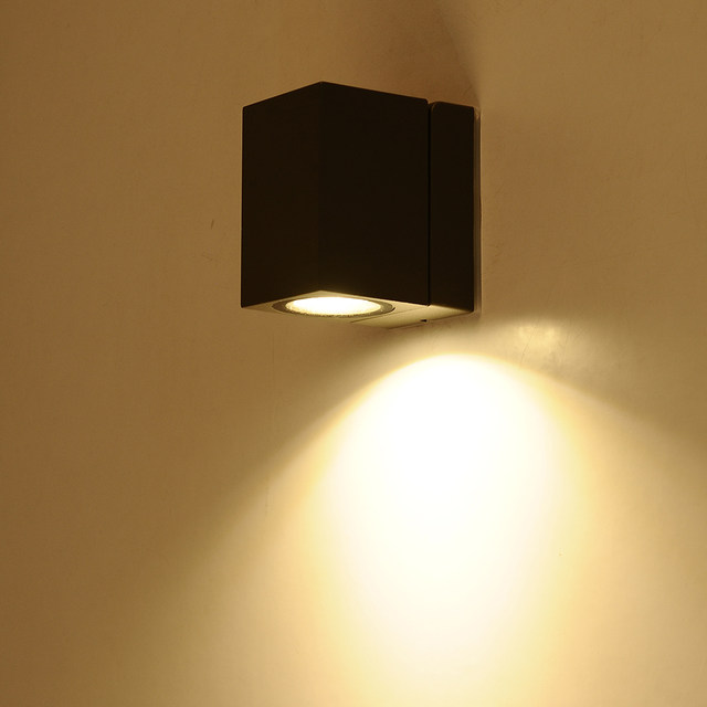 Quality Exterior Wall Sconce Garden Outdoor Lighting Led Fixtures Light Sphere Side Lights