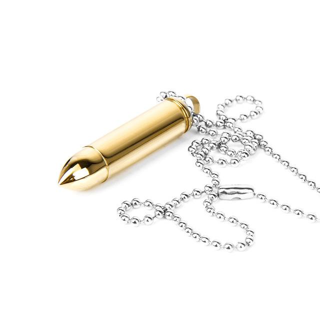 Bullet Shaped Ashes Holder