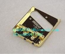 free shipping new wilkinson TL electric guitar bridge in gold L20