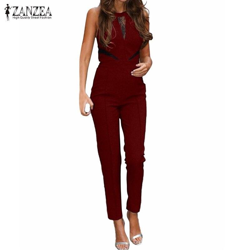 Plus Size XXXL Elegant Mesh Rompers Womens Jumpsuit 4XL