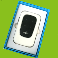 New 4G UMTS/HSPA/LTE Router Mobile WiFi Hotspot 4G 150Mbps Modem Portable 3G/4G Wi Fi Router With Sim Slot Car Broadband