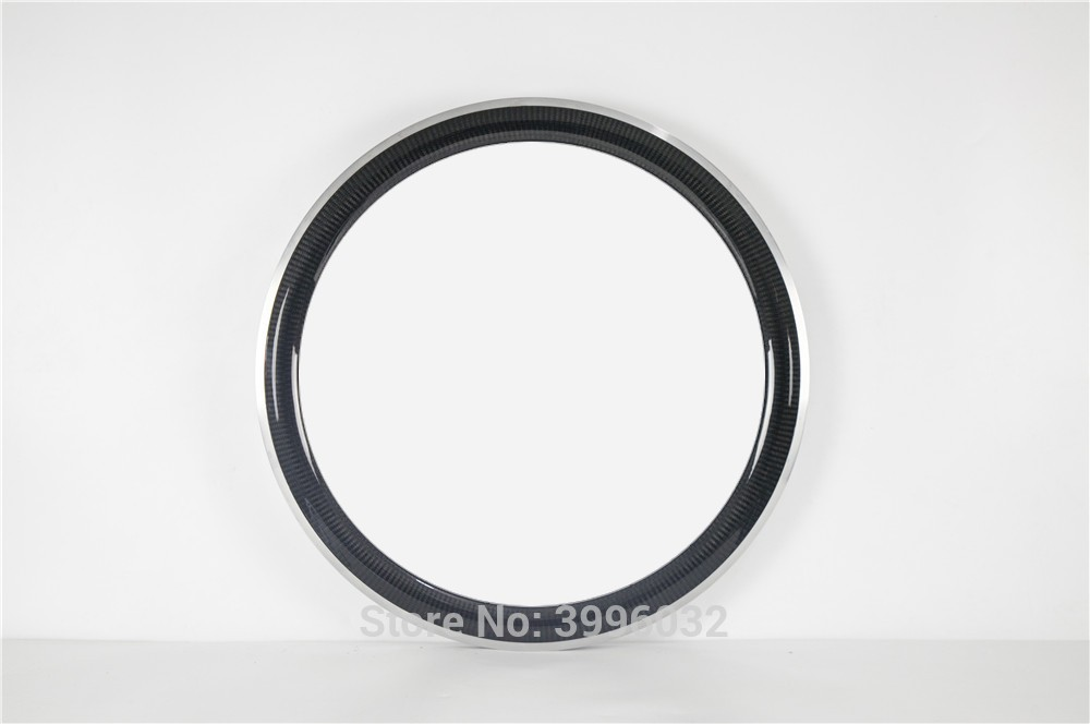 Newest 700C 50mm Fixed Gear/Track/Road bike twill 3K carbon fibre bicycle wheels clincher rim with alloy brake surface Free shipNewest 700C 50mm Fixed Gear/Track/Road bike twill 3K carbon fibre bicycle wheels clincher rim with alloy brake surface Free ship