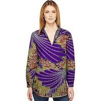 Afrika outfit vrouwen Afrikaanse print top elegante ontwerp Ankara tops mode afrikaanse blouse prints afrika kleding