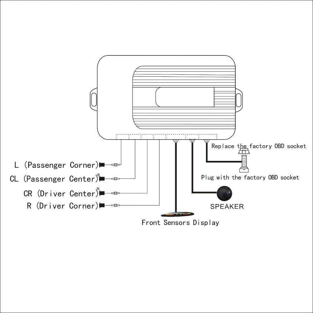 Fantastic Parking Circuit Wiring Diagram Composition - Diagram ...