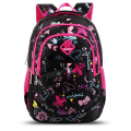 Girl's Backpack School Bags Flowers Kid School Backpacks Lovely Children Backpacks