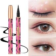2019 Professional Eyes Makeup Leopard Eyeliner Pencil Sharpen Liquid Waterproof Black Eye Liner Maquiagem Cosmetic Tool все цены