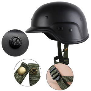 Airsoft Tactical Army M88 Helmet USMC Shooting Classic Protective PASGT Helmet with Clear Visor Military Hunting M88 Helmet