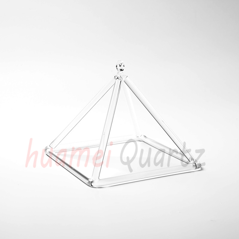 4inch and 11 inche quartz clear crystal pyramid for healing цена