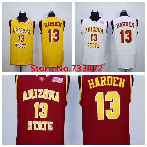 cheaper 3385f ff3a4 james harden asu jersey for sale