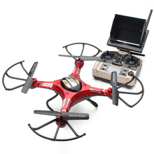 JJRC H8D 2.4 GHz Headless Modus 4CH 5.8G FPV RC Quadcopter Drone dengan Kamera 2MP RTF Remote Control Helikopter