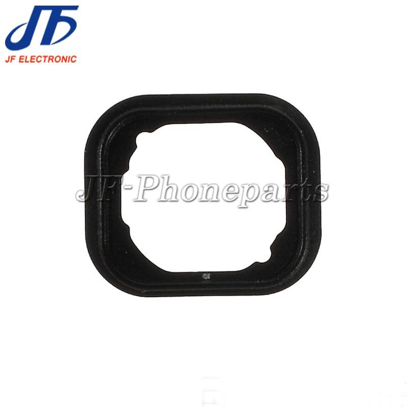 10 шт./лот для iPhone 6 S 6 S 4.7 дюймов Главная Кнопка Клей Прокладка Резиновая прокладка стикер держатель Запчасти для авто