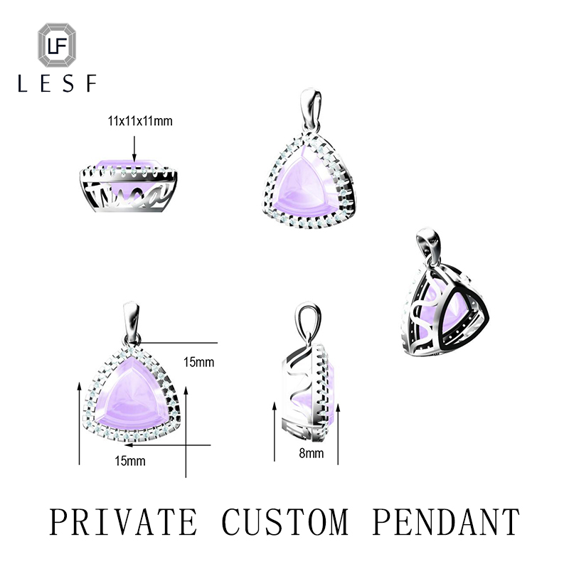 LESF Private custom, the only engagement wedding Dangle Earrings, high-end custom