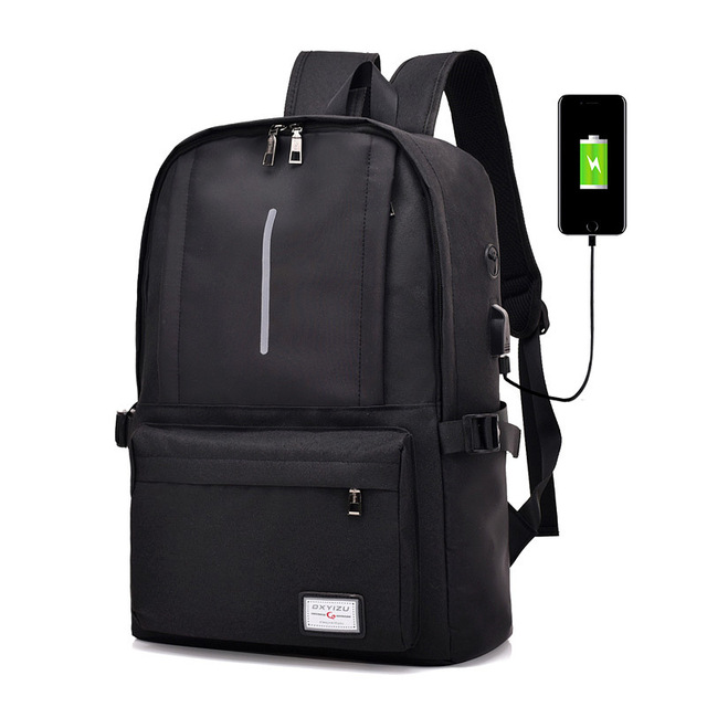 Men Laptop Backpack Male Notebook Computer