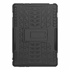 "Image 2 - Pour Huawei MediaPad M3 Lite 10 10.1 ""BAH W09 BAH AL00 BAH L09 Housse Robuste Hybride Robuste Durable Funda Coque + stylo"