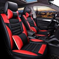 (Спереди и сзади) роскошные кожаные сиденья для chevrolet Sonic трекер trailblazer trax Equinox 2010 2009 2008 2007