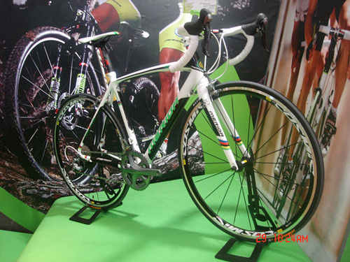 Ruedas de aleación 700C rueda de bicicleta de carretera cósmica V Freno de aluminio ruedas de bicicleta llantas - 2