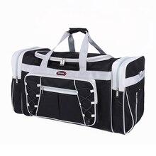 Homme Voyage Sacs Weekendtas 2016 Mode Bagages Surdimensionné Emballage Cubes Sac Weekender Voyage Duffle Sac Hommes 30% OFF X082