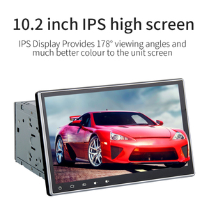 "Image 3 - Dasaita 10.2"" Android 9.0 Car GPS Radio Player for 2 Din Universal  with Octa Core 4GB+32GB Auto Stereo Multimedia Headunit"