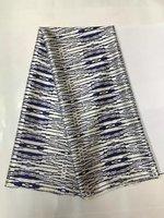 Digital Printing Silk Stretch Satin Fabric Cheongsam Dress Fabric Stretch Satin Cloth Sewing Material 108cm 16mm