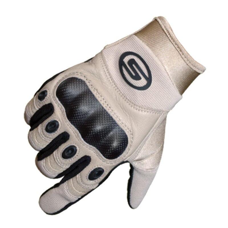 Seibertron gants tactiques peau de mouton hommes doigt complet Sports de plein air gants de travail chasse moto vélo cyclisme escalade