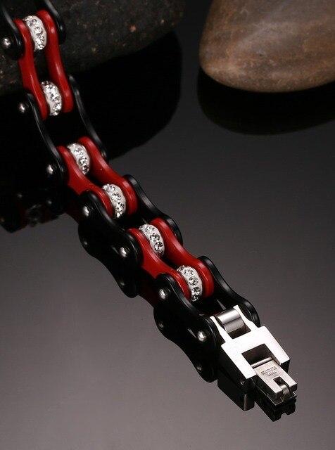 Фото рекомендуемый классический красный и черный велосипедный мужской цена