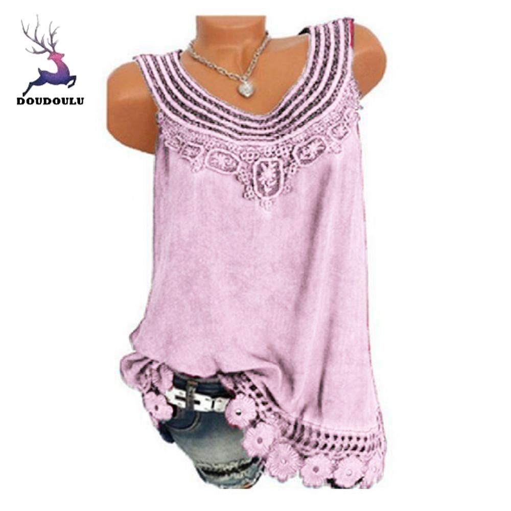 4a05be0f860 Detail Feedback Questions about wommen Tank Tops 2018 summer Lace Solid  Sleeveless long vest casual sexy family with Decoration of strip moletom  feminino ...