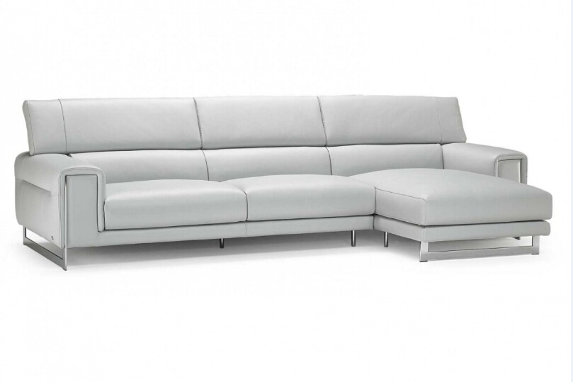 100 genuine leather sofa