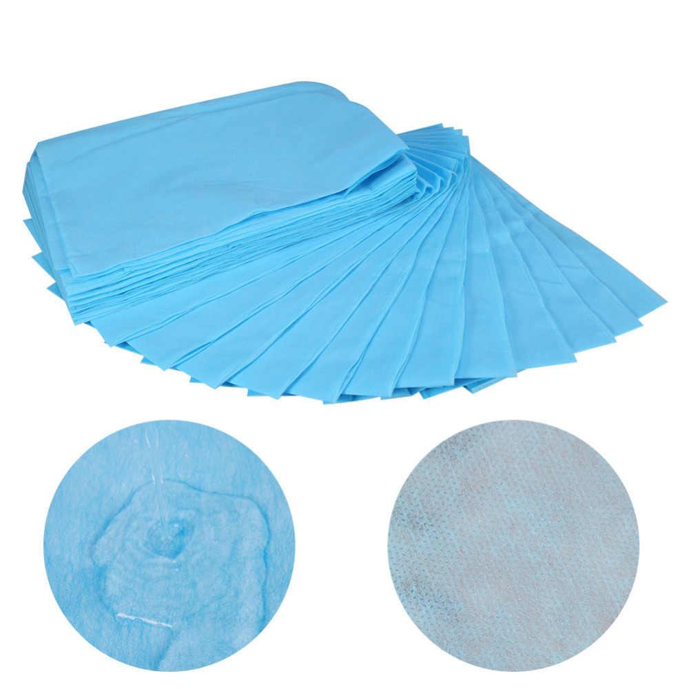 10 шт. 175x75 см водонепроницаемый одноразовый спа простыня нетканый массаж в салоне красоты постельное белье покрытие стола путешествия Медицинское использование