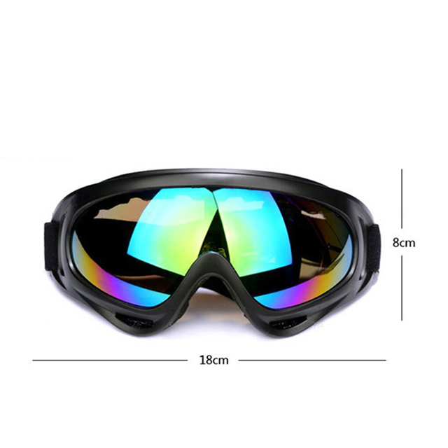 Anti-Fog Anti-UV Ski Goggles
