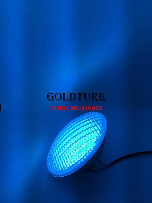 ФОТО rgb par56 swimming pool light piscina outdoor pool bulb 18W 22W 36W 39W 45W 54W warm white cold white free shipping