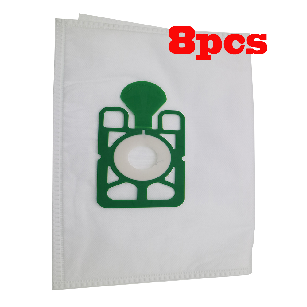 8pcs/lot Vacuum Cleaner Bags Filter Dust Bag replacement