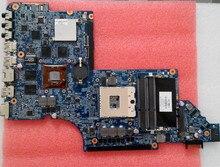 Бесплатная доставка! 100% тестирование 641488-001 доска для HP pavilion DV6-6000 DV6 материнская плата с для Intel HM65 HD6770/1 Г