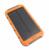 Banco de la Energía 10000 mAh Solar Dual USB powerbank Cargador de Paneles Solares de La Batería Externa Portátil Para todos los teléfonos