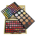 159 Color Makeup Palette(84 Eyeshadow+60 Lip Gloss+5 Blush+5 foundation +5 Eyebrow Powder) as Xmas gift