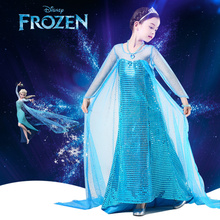 e44d06ca40 Disney mrożone sukienka anna elsa sukienka disfraz księżniczka sofia  infantil gorączka elza kostium vestido roszpunka jurk disfr.