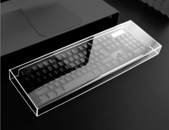 Transparent Acrylic Dustproof Cover For Keyboard and Mouse