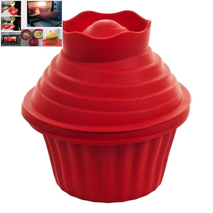 grote cupcake vorm