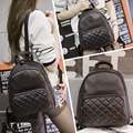 The new soft leather shoulder bag female Korean version of the college fashion simple Japanese and Korean mini mini backpack