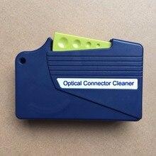 Fiber Optic Cleaner, Fiber Scrubber, Non Fiber Cleaning Pen, Fiber Cleaning Tape Doos Kern Willekeurige Kleur